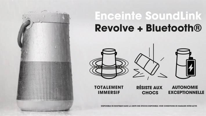 Enceinte SoundLink Revolve+ Bluetooth®