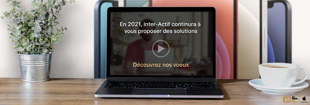Inter-Actif – Voeux 2021