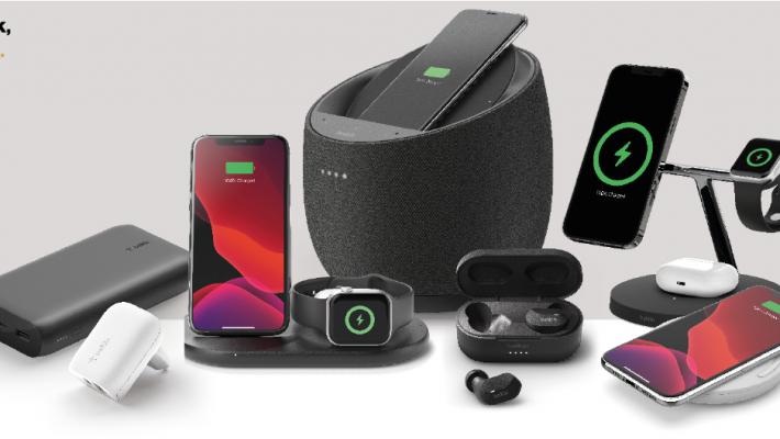 🚨 30% sur les accessoires audio et charge de Belkin